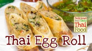 Thai-egg-roll-YouTube-Thumnails