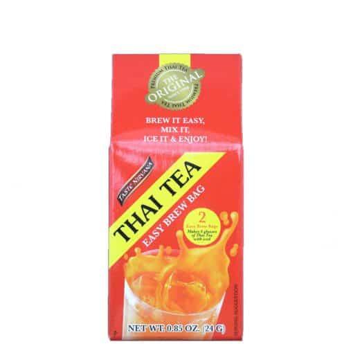 Taste Nirvana Thai Tea Easy Brew 2 packs