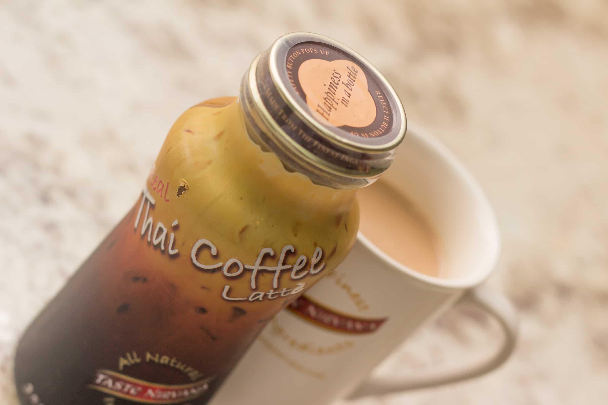 Taste Nirvana Thai Coffee