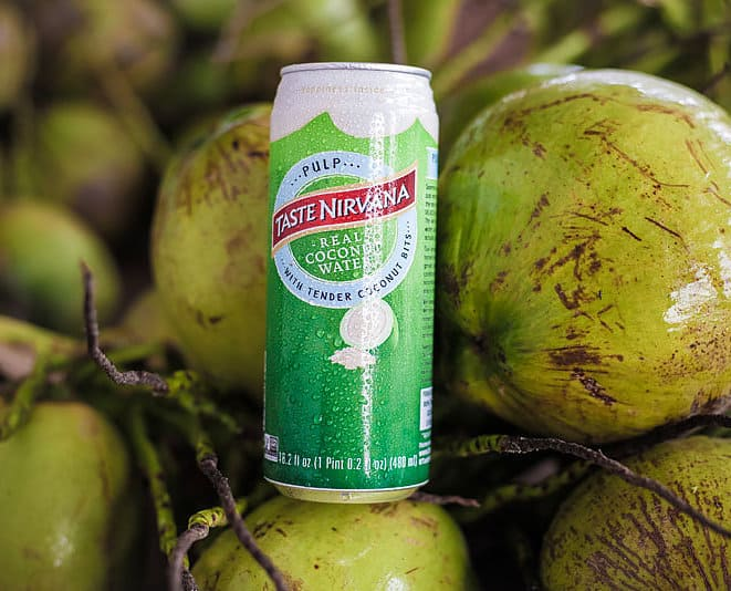 image of Real Coconut Water with Pulp