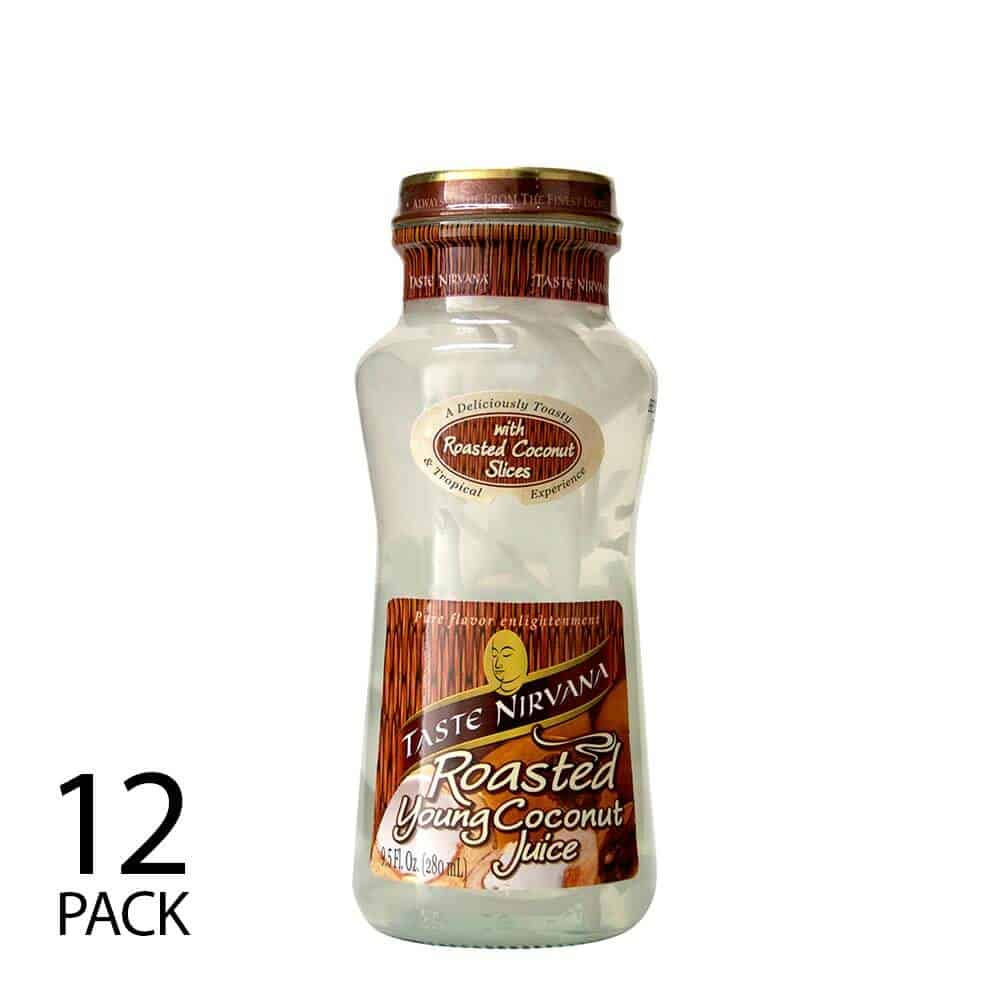 Roasted Young Coconut Juice(pack of 12)