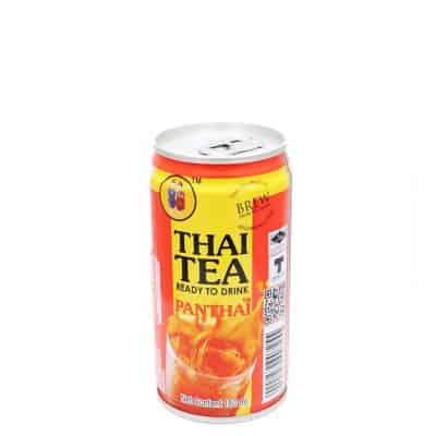 Taste Nirvana Thai Tea Ready to drink short can